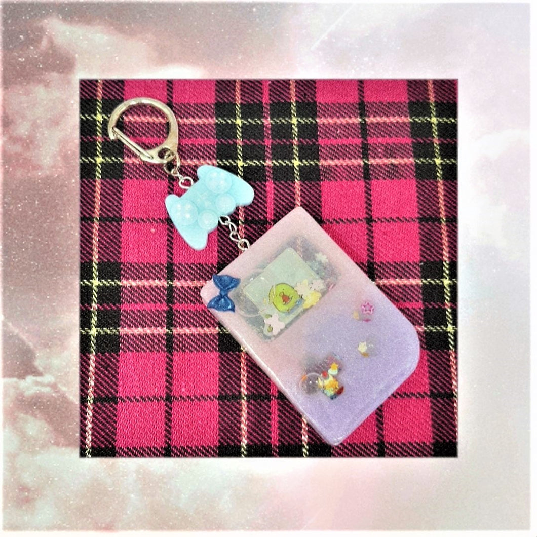 Big Gameboy Liquid Shaker Charms