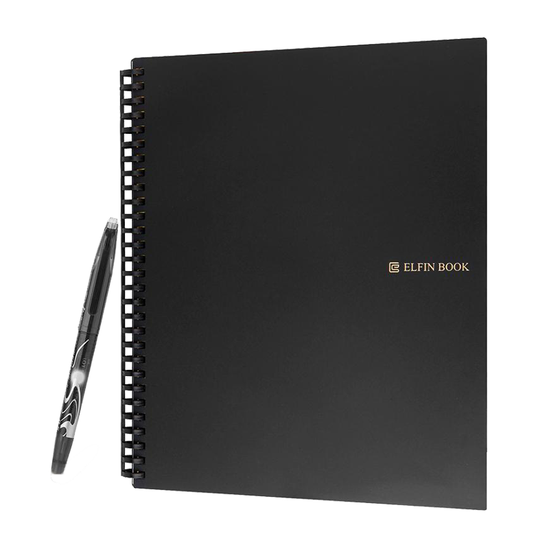 Elfinbook - The Reusable Smart Notebook