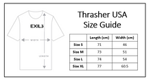 Thrasher Magazine Tee - Grey