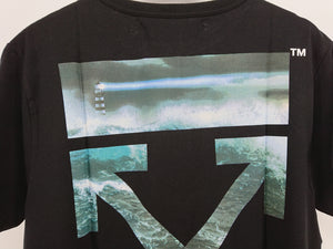 Off White Screaming Girl Tee