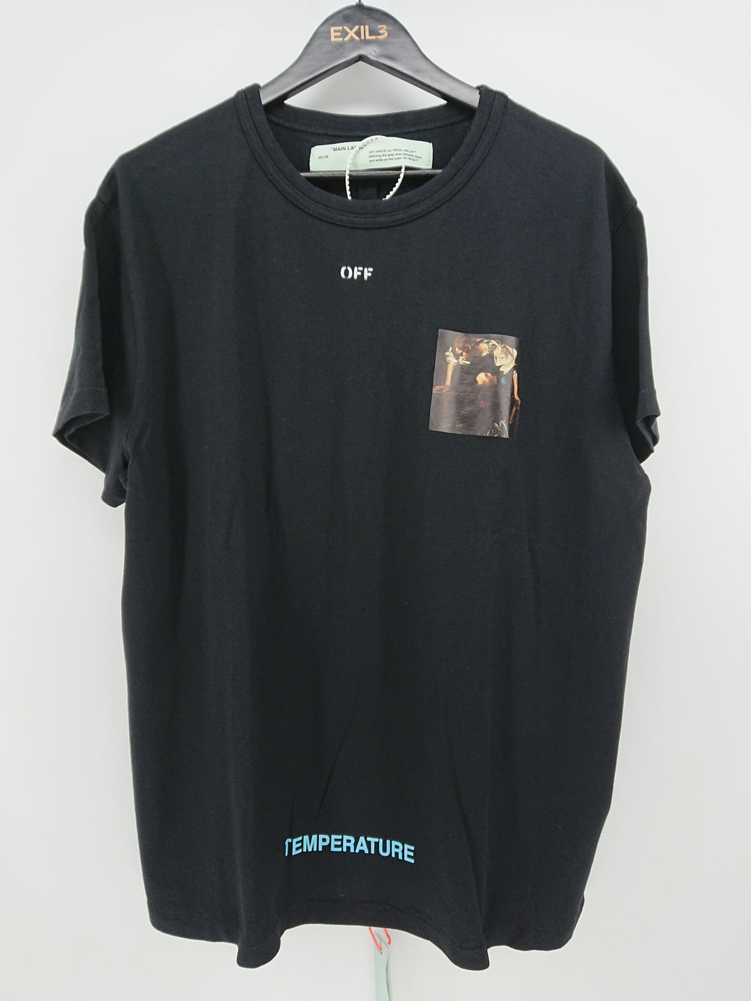 Off White Mini Caravaggio Tee
