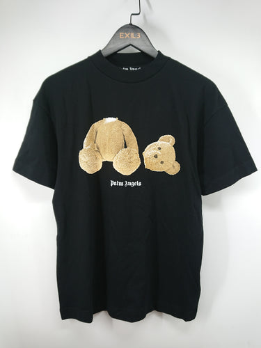 Palm Angels Kill The Bear Tee - Brown Bear
