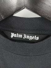 Palm Angels Paris Spray Tee - Black