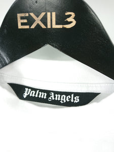Palm Angels Paris Spray Tee - White