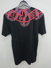 Marcelo Burlon Roberto T-Shirt Black Multi