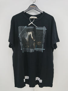 Off White Caravaggio Annunciation Tee