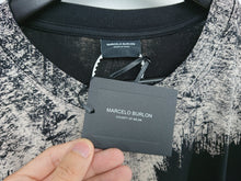Marcelo Burlon Yago Black T-Shirt