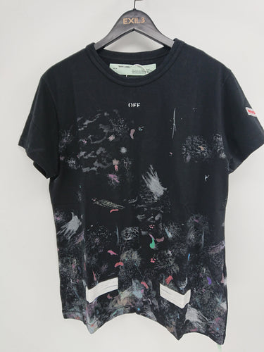 Off White Galaxy Tee