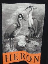 Heron Preston B&W Heron Tee - Black