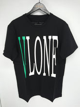 Vlone Staple Tee (Black/Green)