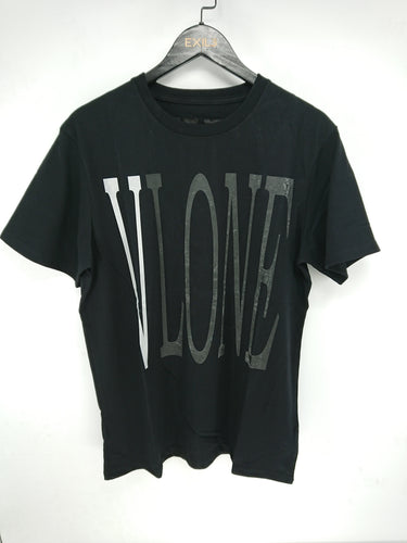 Vlone Staple Tee (Black/3M)