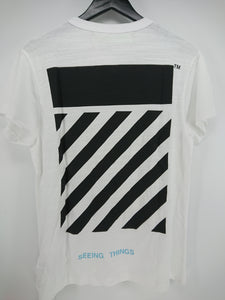 Off White Caravaggio Tee - White