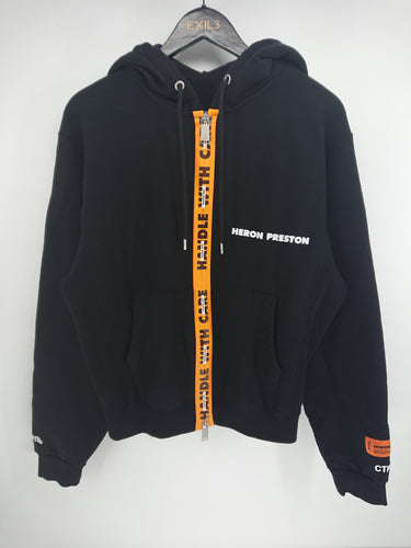 Heron Preston Handle Zipped Hoodie