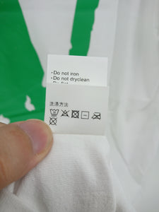 Vlone Staple Tee (White/Green)