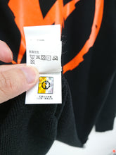 Vlone x Fragment Friends Hoodie (Black/Orange)