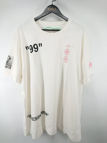 Off White SS19 Boat Tee