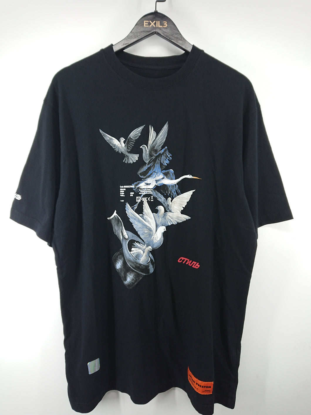 Heron Preston Dove Tee