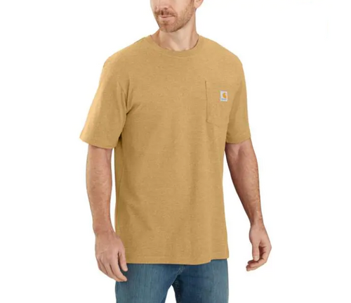 Carhartt Workwear Pocket Tee - Yellowstone Heather