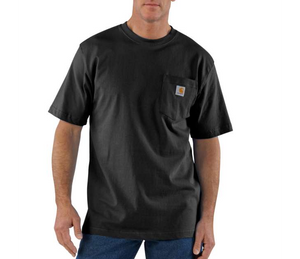 Carhartt Workwear Pocket Tee - Black