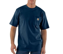 Carhartt Workwear Pocket Tee - Navy