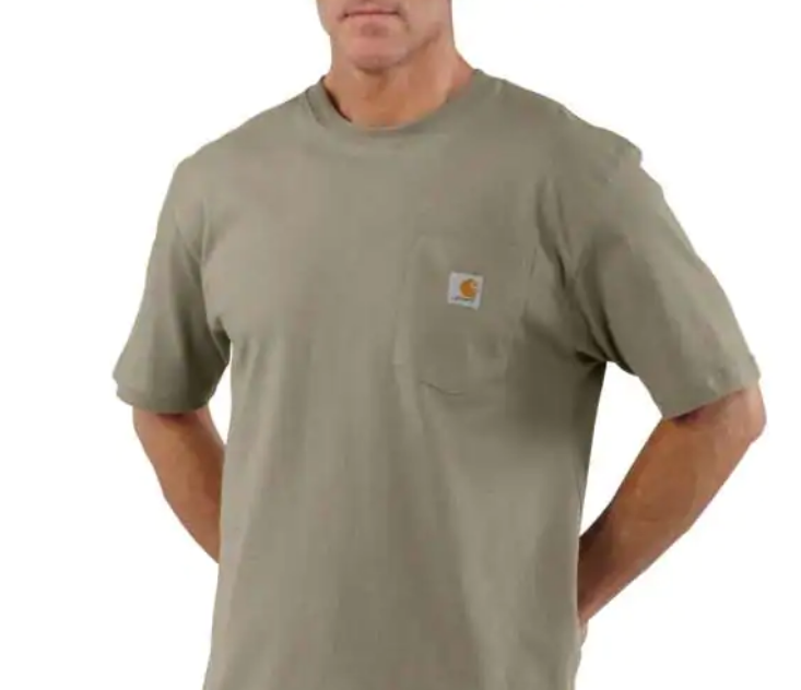 Carhartt Workwear Pocket Tee - Desert