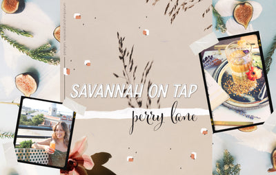 Savannah on Tap: Perry Lane Hotel