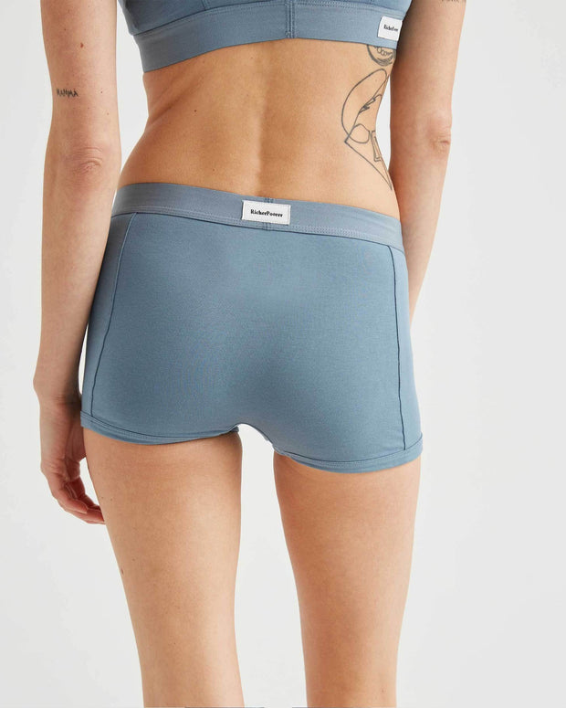 Femme Boxer in Blue Mirage - The Edition Shop