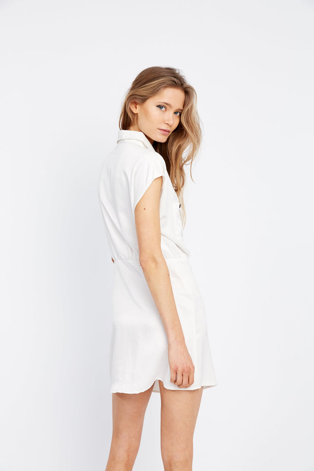 Vice Versa Shirt Dress