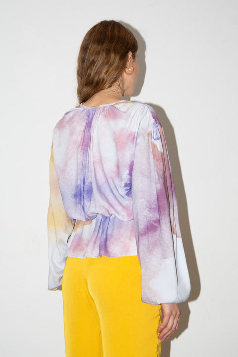 Elsa Top in Aquarelle