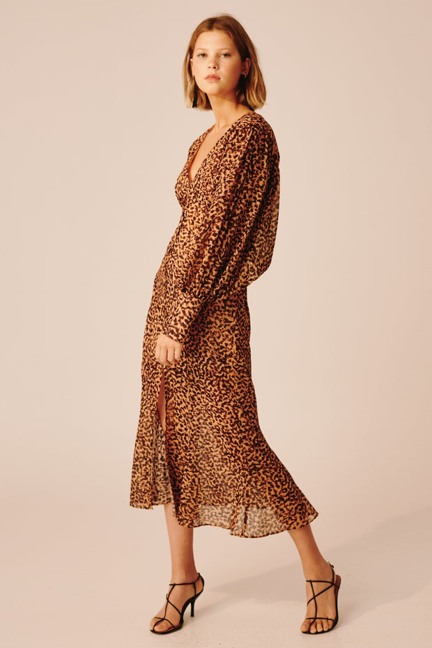 Apparent Long Sleeve Dress