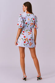 Calypso Mini Dress - The Edition Shop