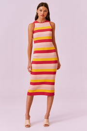 Candy Midi Dress - The Edition Shop