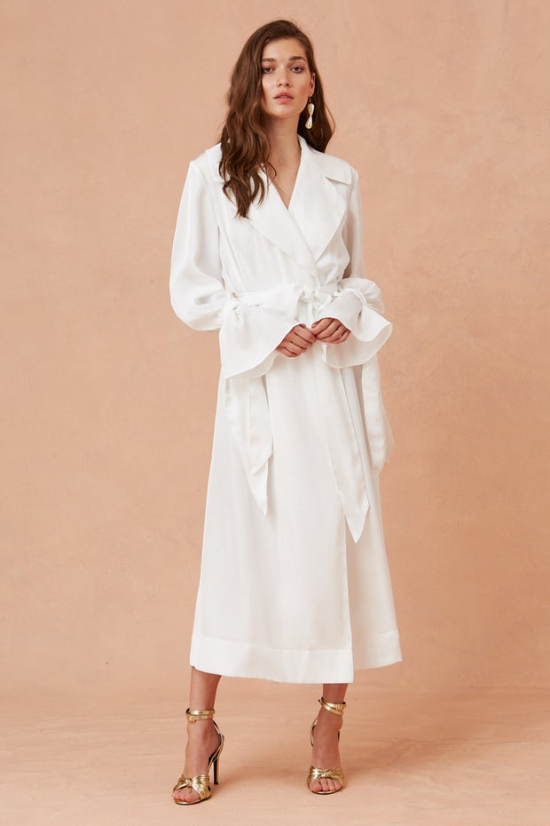 Breakaway Trench Coat