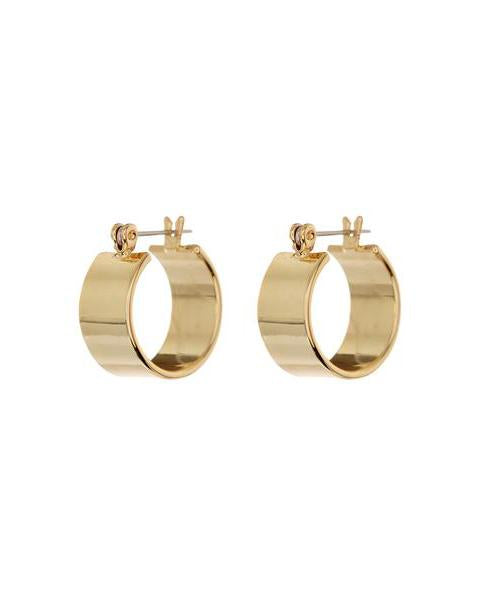 Positano Hoops - Gold