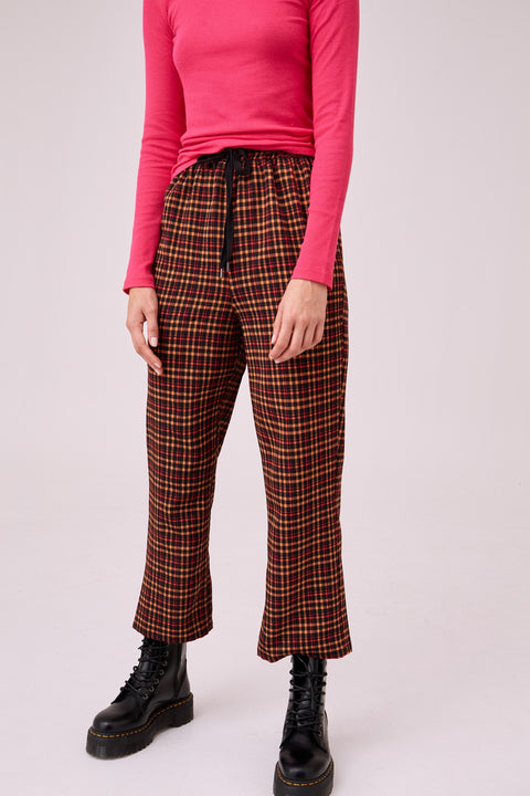 Honors Check Pant - The Edition Shop