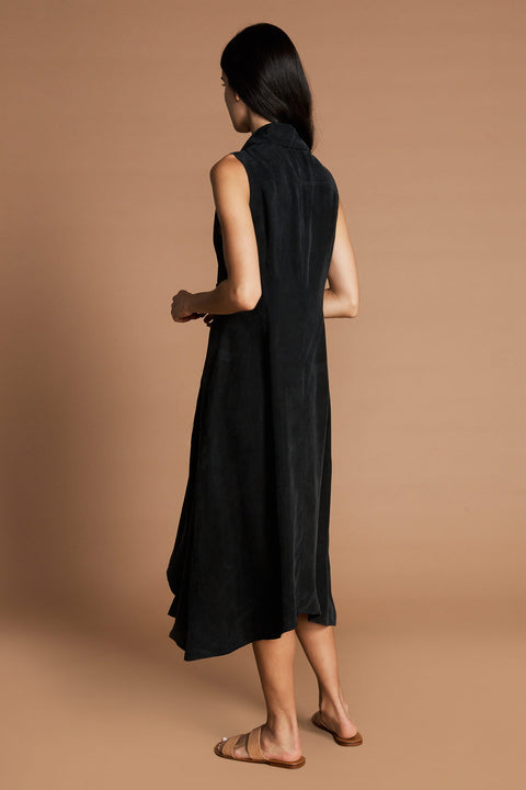 Alora Dress in Black