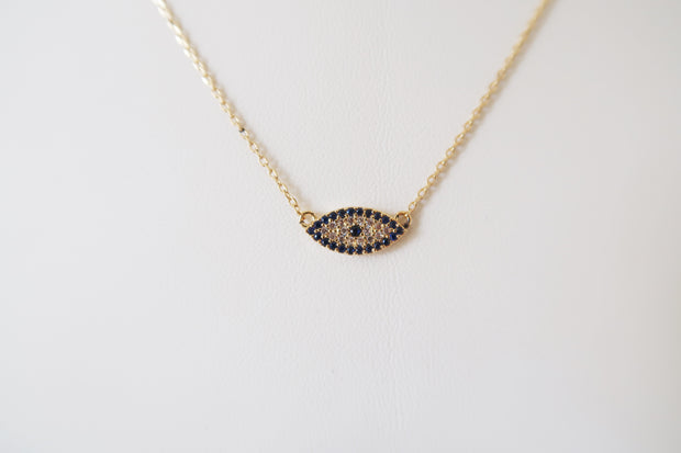 Evil Eye Necklace - The Edition Shop