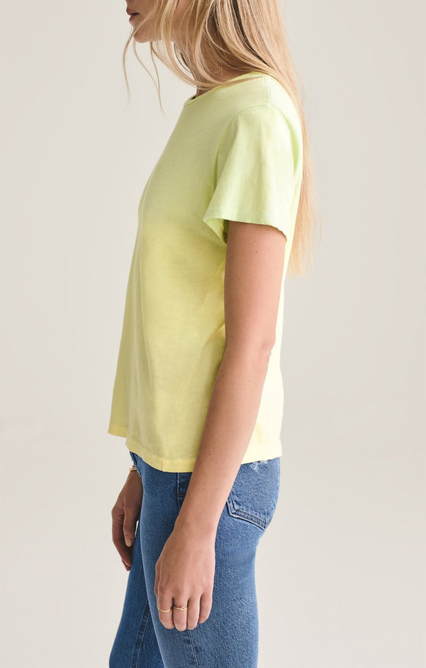 Mariam Classic Fit Tee in Sunrise - The Edition Shop