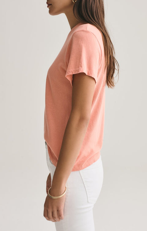 Mariam Tee in Passionfruit - The Edition Shop