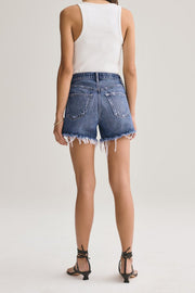 Reese High Waisted Short in Precision