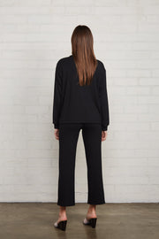 Luxe Rib Dionne Pant - The Edition Shop