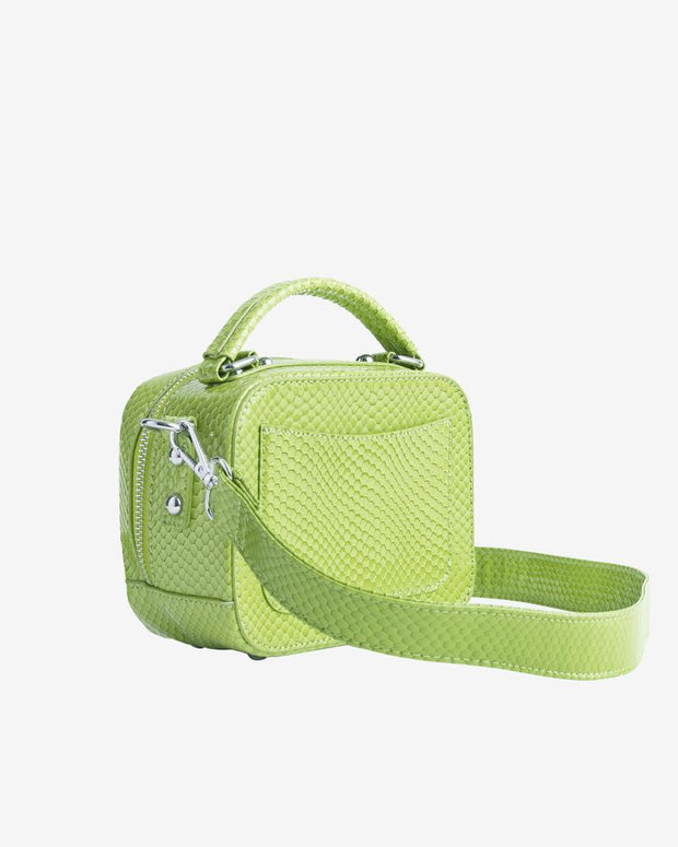 Blaze Boa in Lime Green - The Edition Shop