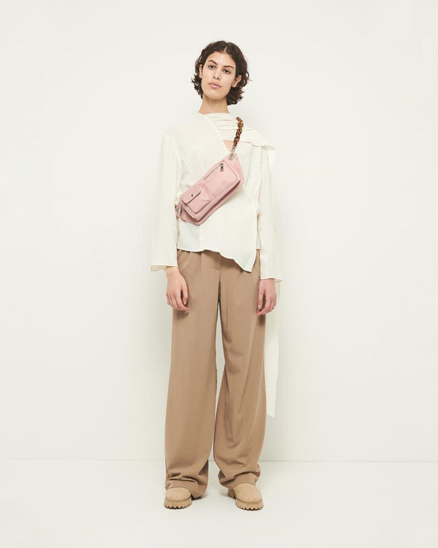 Brillay in Dusty Pink Nylon - The Edition Shop