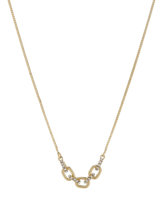 Blair Chain Charm Necklace