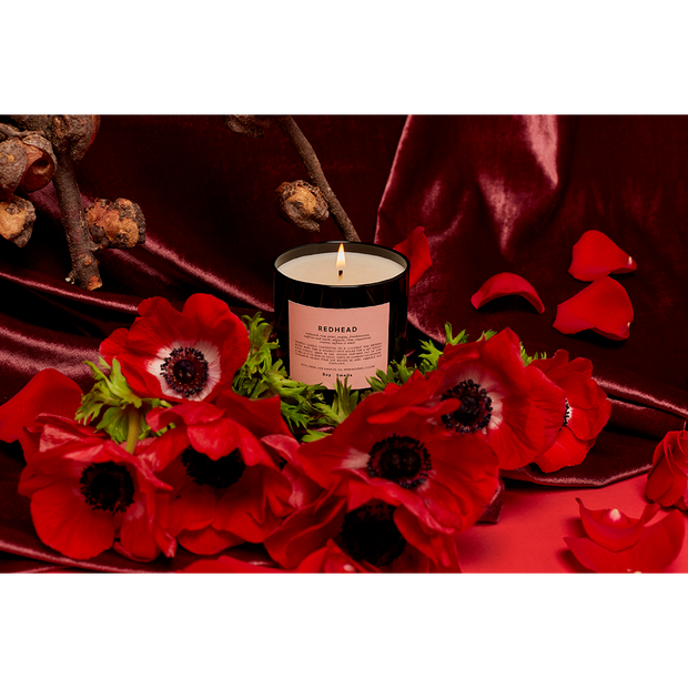 Redhead Candle - The Edition Shop