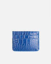 Card Holder in Klein Blue