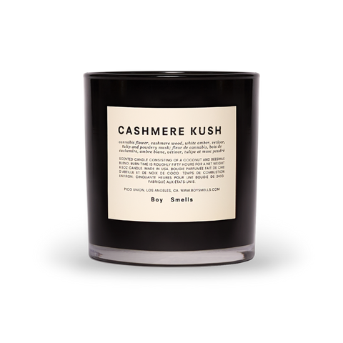 Cashmere Kush Candle - The Edition Shop