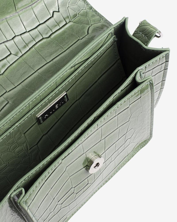 Cayman Pocket in Dusty Green - The Edition Shop