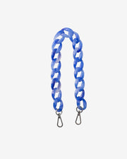 Chain Handle in Blue