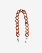 Chain Handle in Tan - The Edition Shop